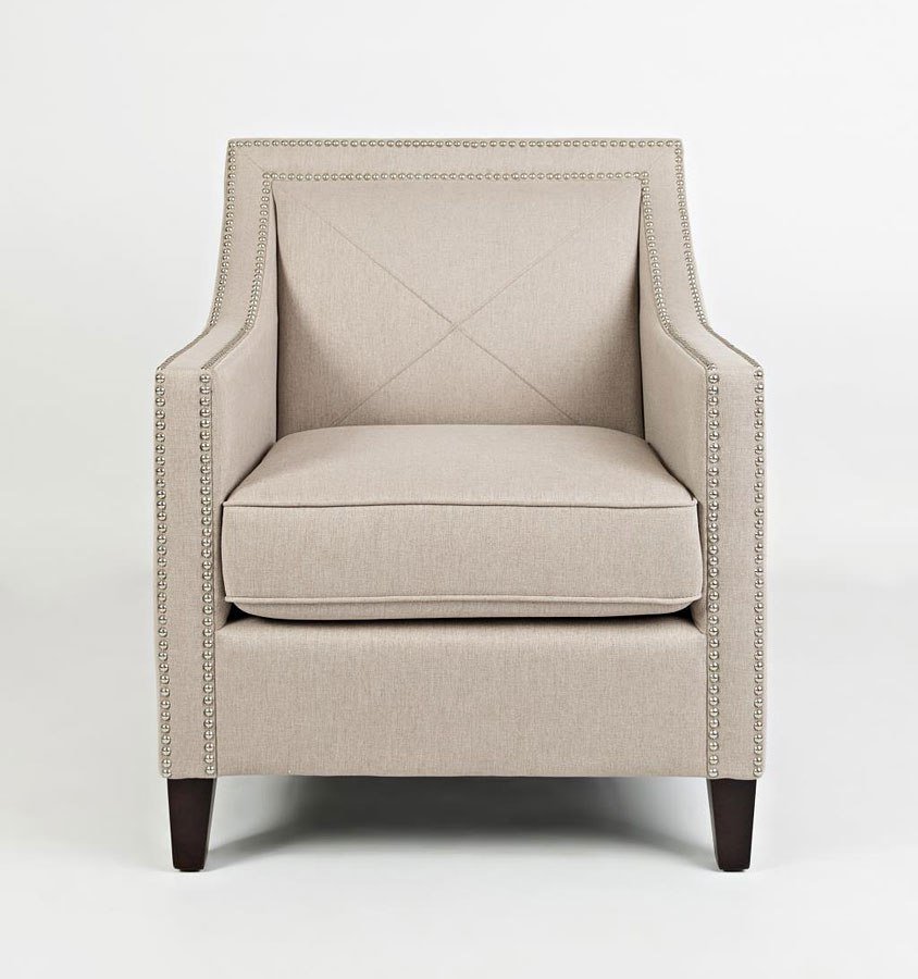 Taupe Accent Chairs.Luca Accent Chair Taupe