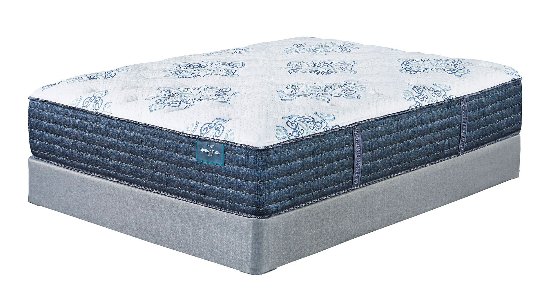 Mt Dana Plush Mattress By Sierra Sleep Furniturepick