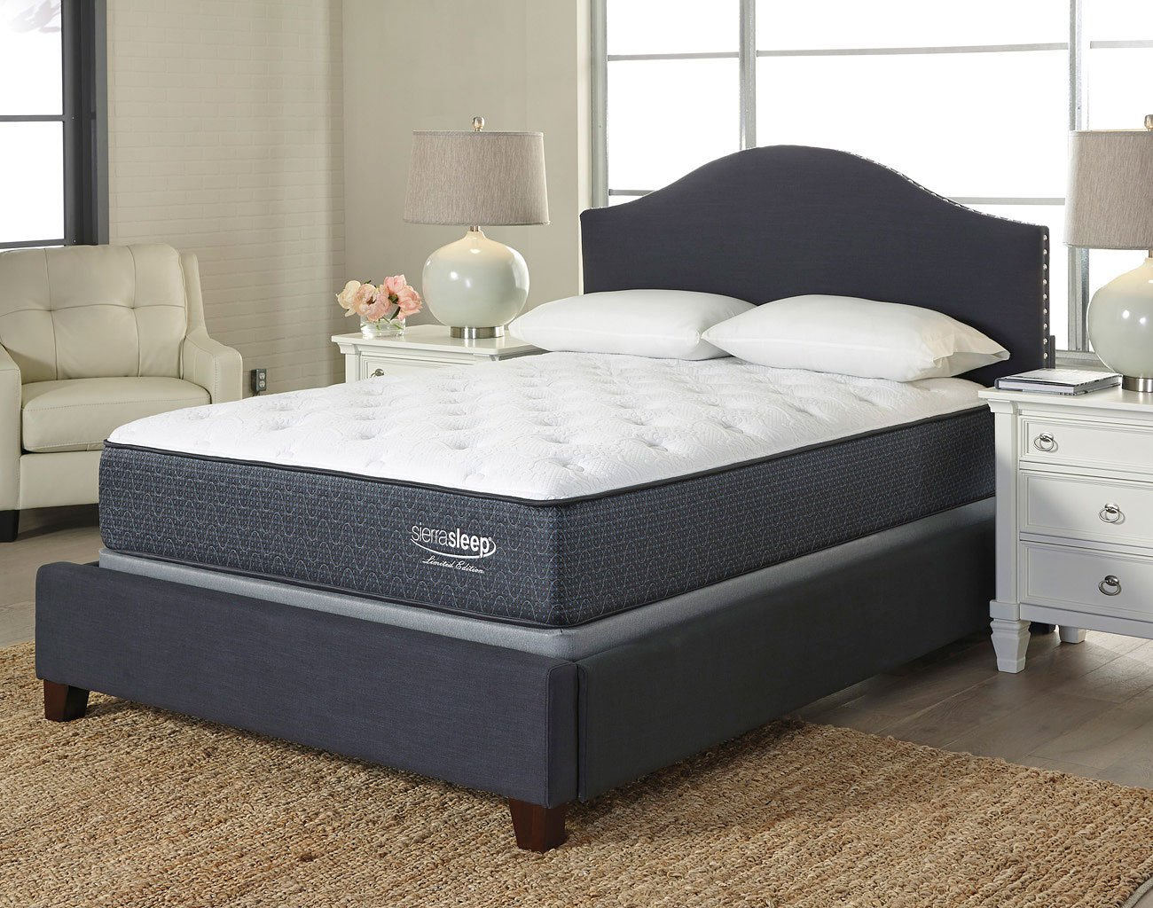 Limited Edition Plush Mattress Mattresses Bedroom
