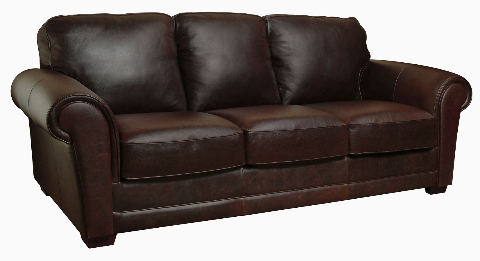 Mark Italian Leather Sofa By Luke