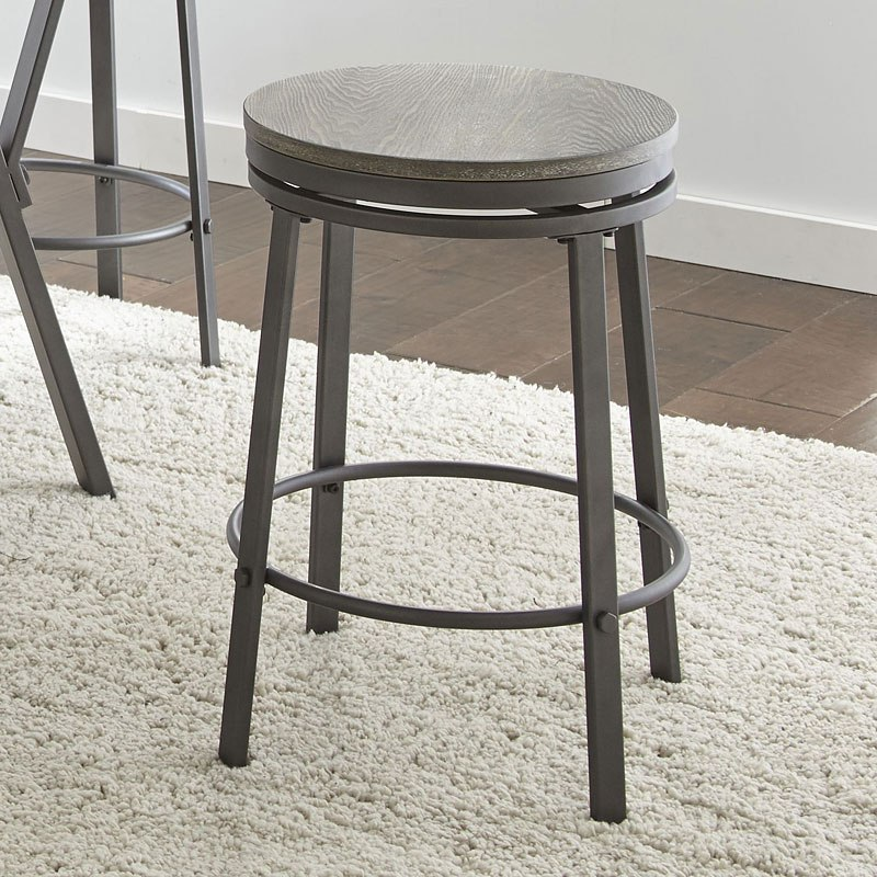 Portland Counter Height Stool Set Of 2 By Steve Silver Furniture
