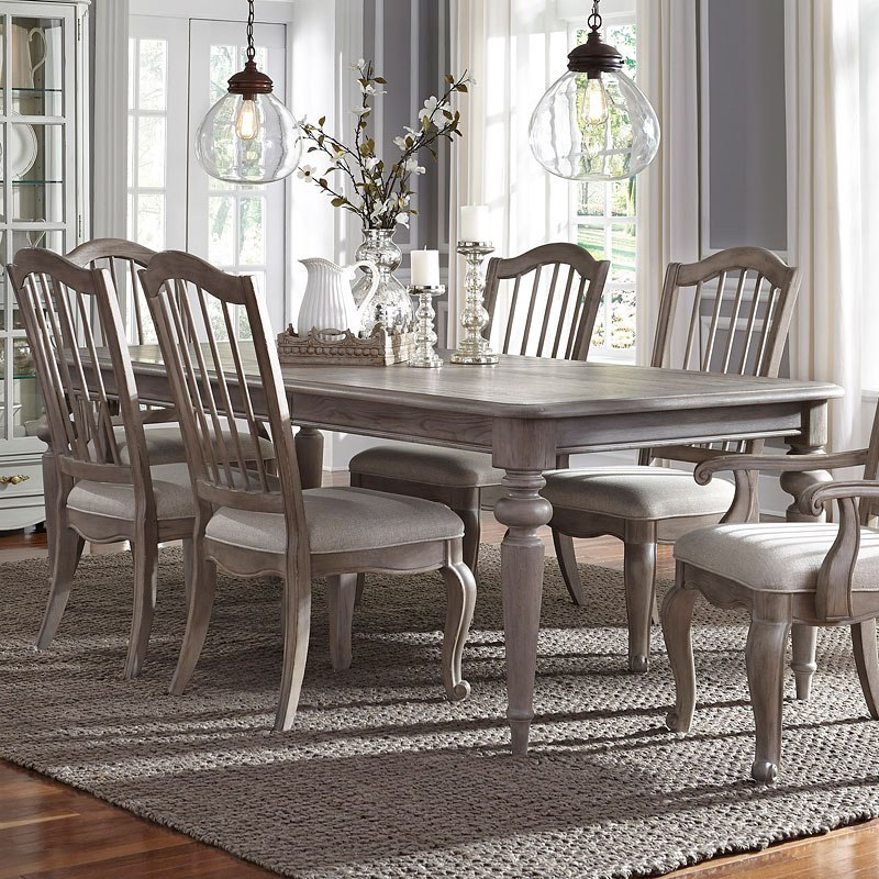 pulaski furniture dining room set | Simply Charming Dining Room Set by Pulaski Furniture ...