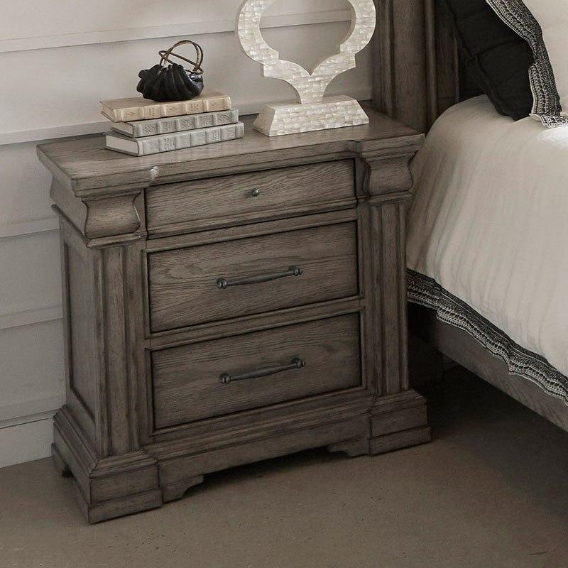 bf8ba33d99d6 Madison Ridge Storage Bed by Pulaski Furniture | FurniturePick