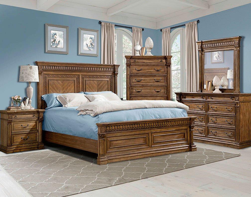 Venetian Mansion Bedroom Set - Bedroom Sets - Bedroom ...