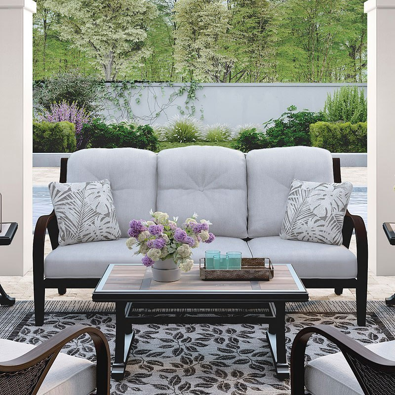 Marsh Creek Outdoor Sofa By Signature Design By Ashley 1