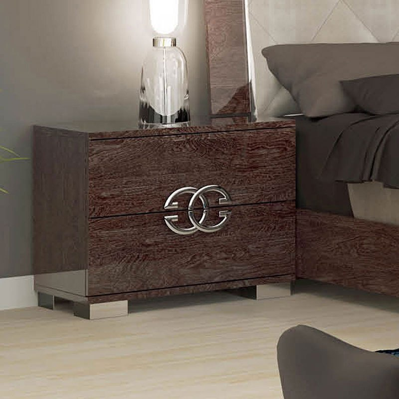 Prestige Nightstand By Esf Furniture Furniturepick