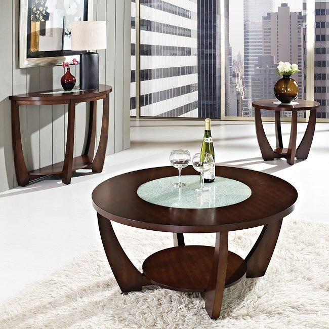 Rafael Occasional Table Set By Steve Silver Furniture