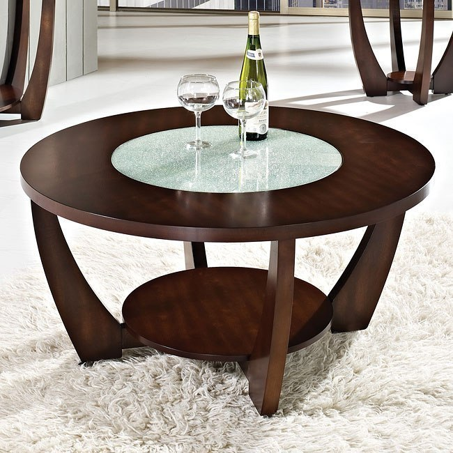 Rafael Cocktail Table By Steve Silver Furniture