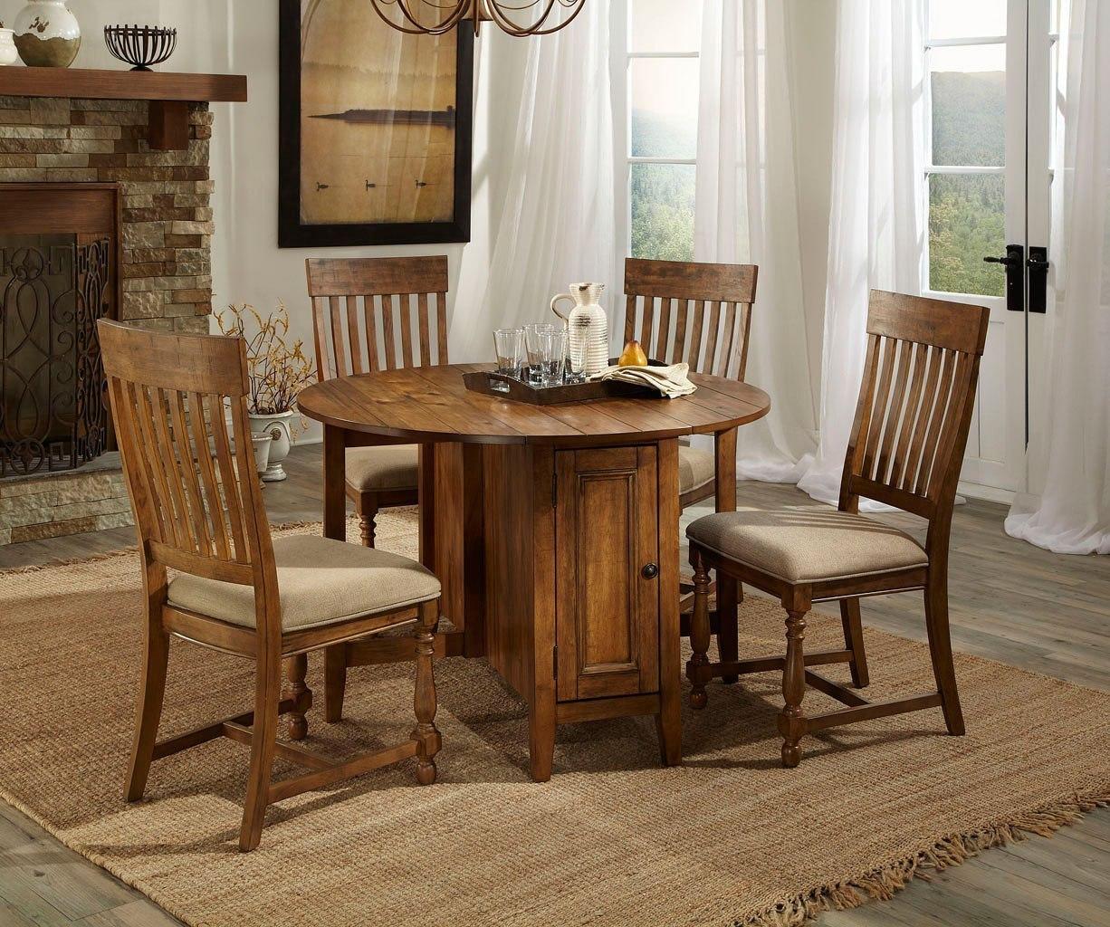 Rhone Round Kitchen Table Set