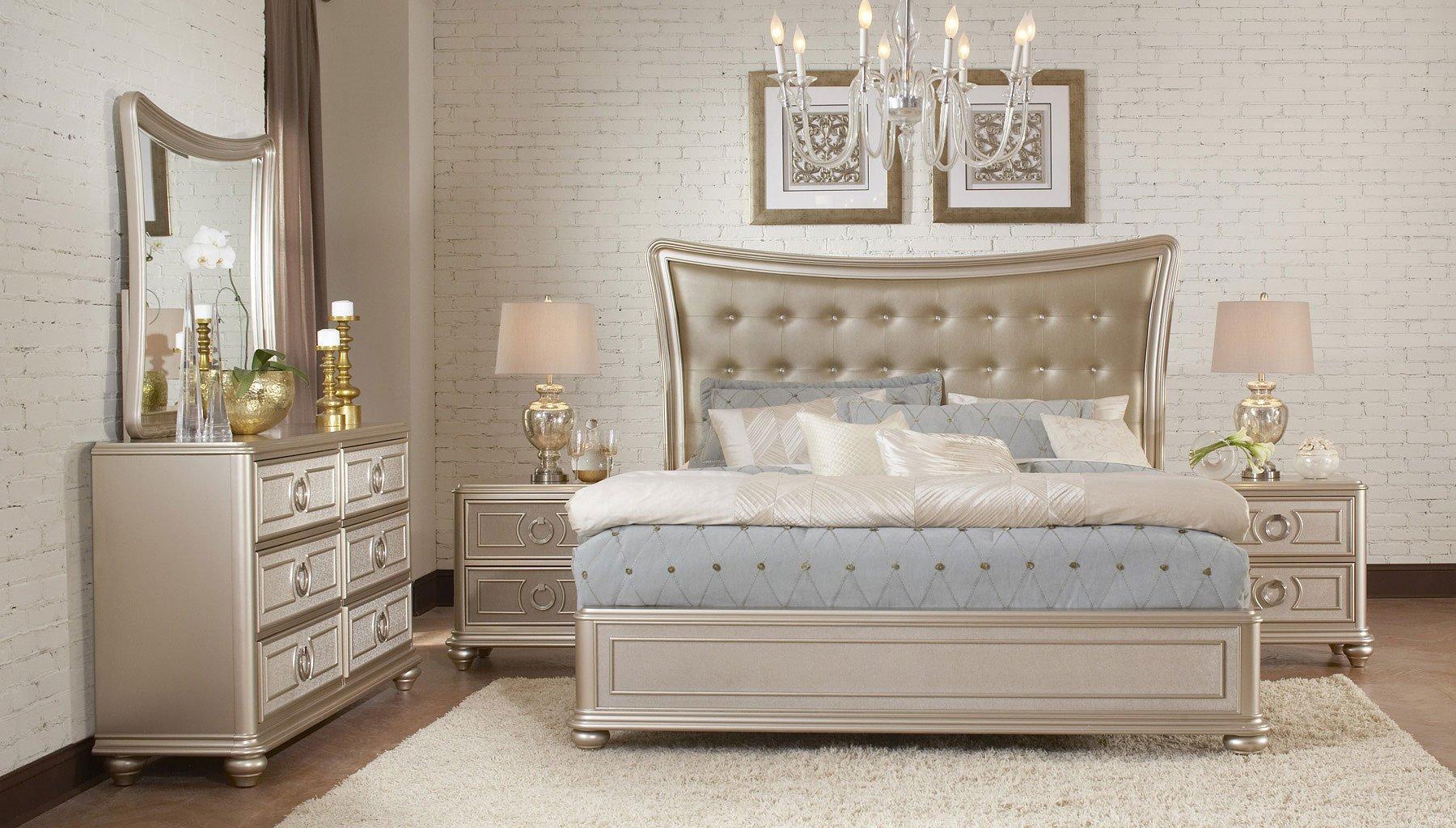Dynasty Panel Bedroom Set by Samuel Lawrence Furniture   FurniturePick