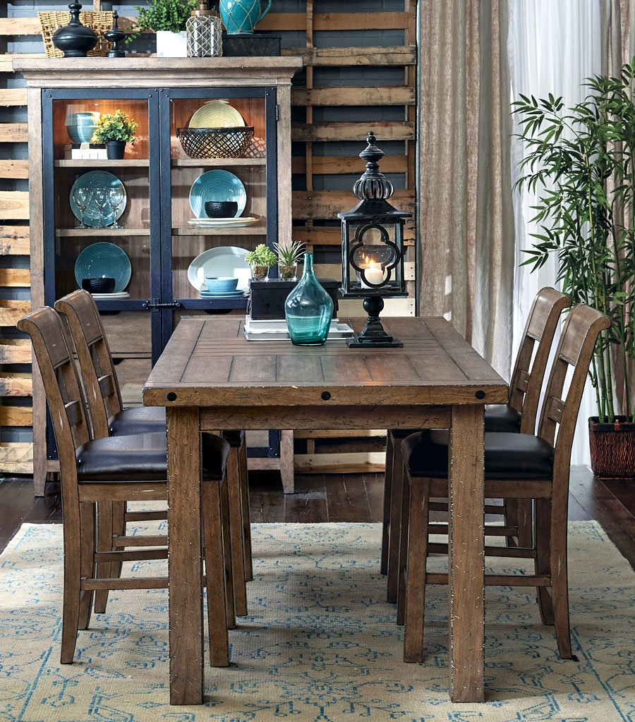 Flatbush Counter Height Dining Set