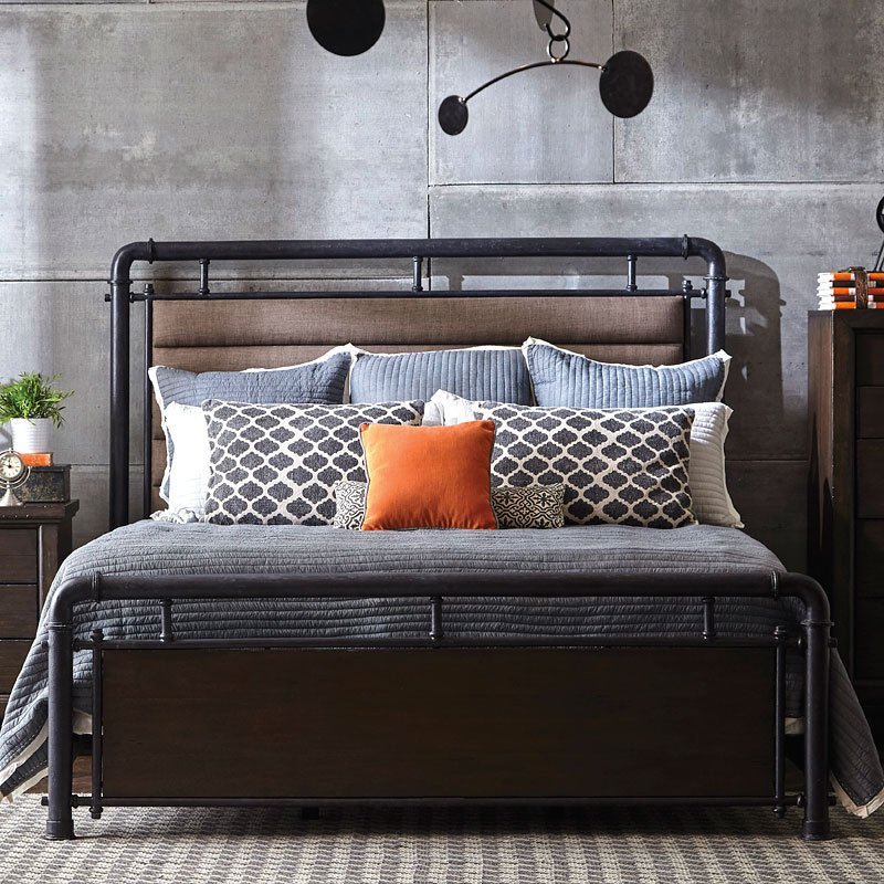 Fulton Street Steam Pipe Bed By Samuel Lawrence Furniture 2 Review