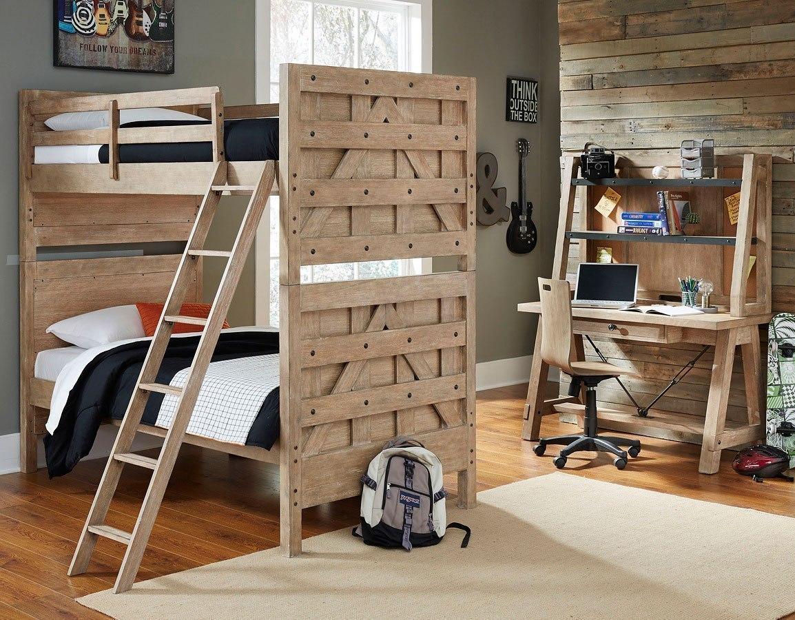Austin Twin Bunk Bedroom Set