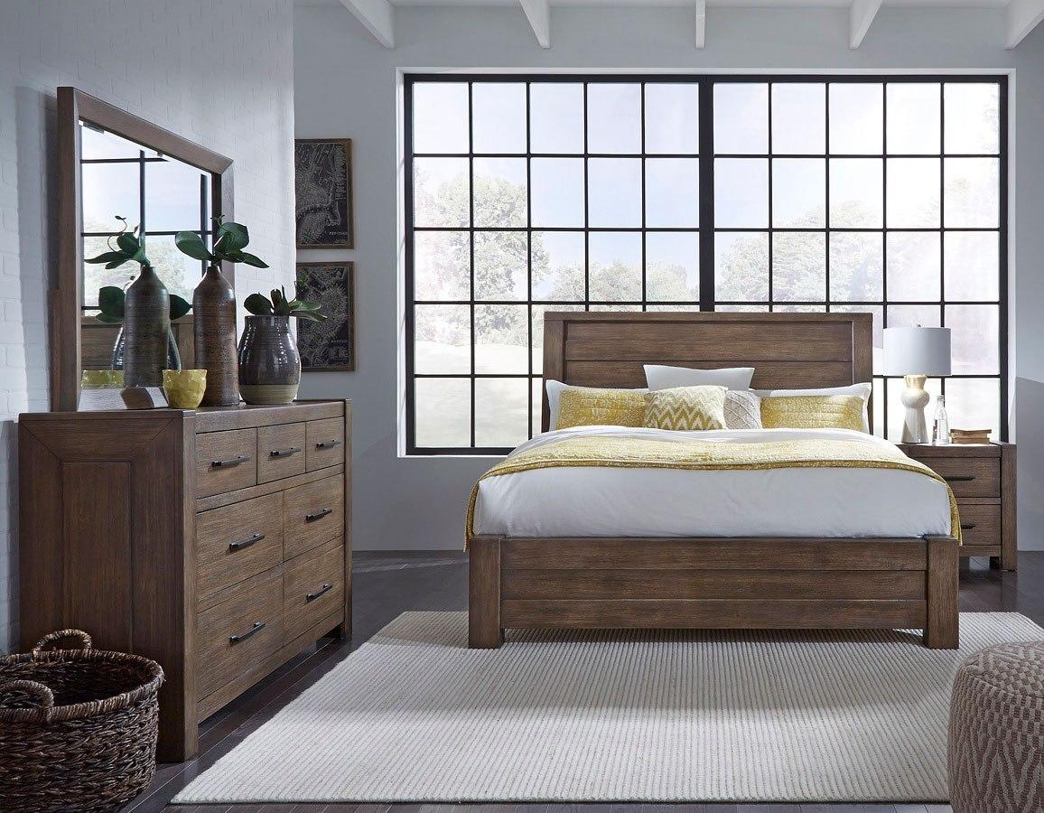 Hops Panel Bedroom Set by Samuel Lawrence Furniture   FurniturePick
