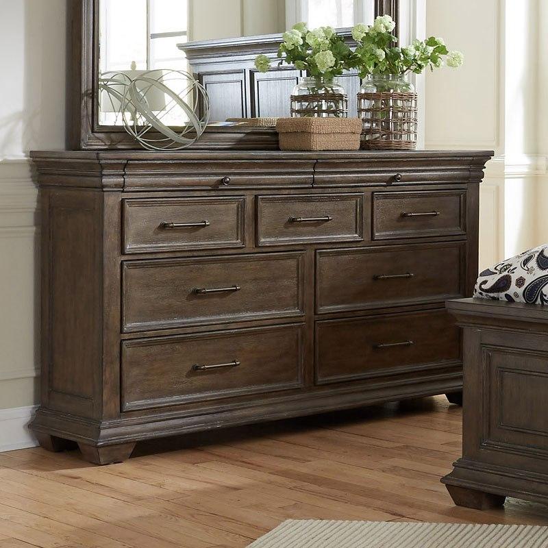 Camden Drawer Dresser