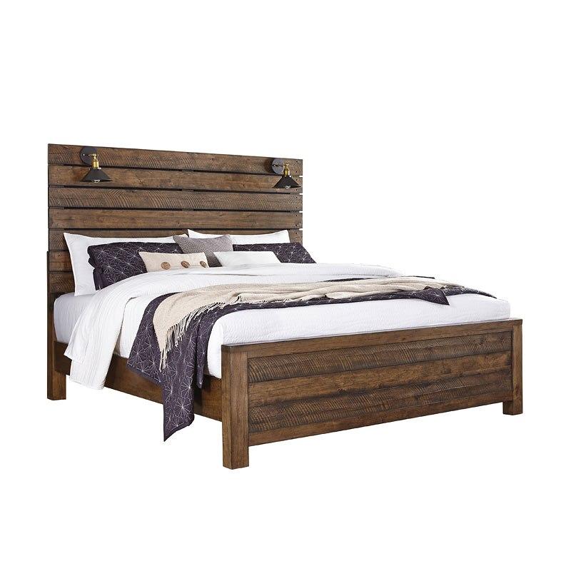 Dakota Panel Bed Queen