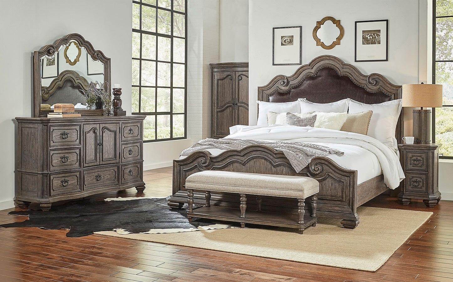 Santa Barbara Panel Bedroom Set