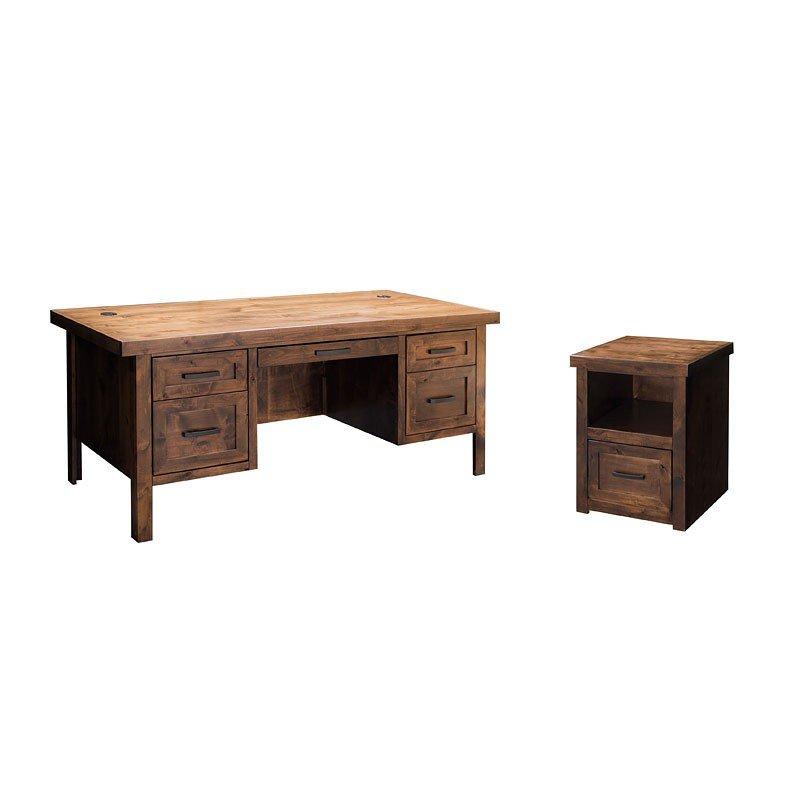 Sausalito executive home office set home office sets home office furniture home office - Executive home office furniture sets ...