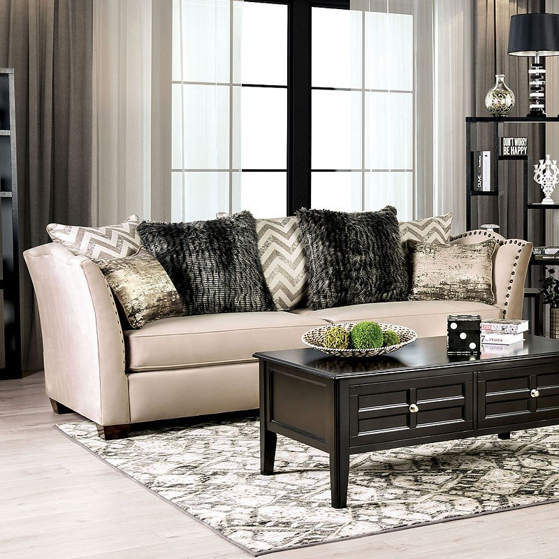 Incredible Hampden Sofa Beige Squirreltailoven Fun Painted Chair Ideas Images Squirreltailovenorg