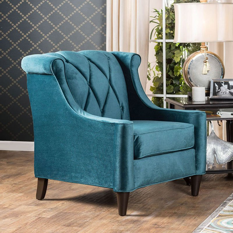 Limerick Chair Dark Teal