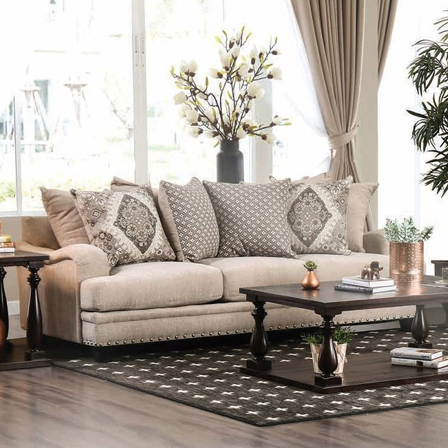 Furniture Of America Living Room Collections: Jaylinn Living Room Set By Furniture Of America