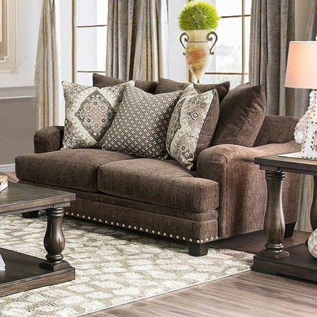 Furniture Of America Living Room Collections: Pauline Living Room Set By Furniture Of America