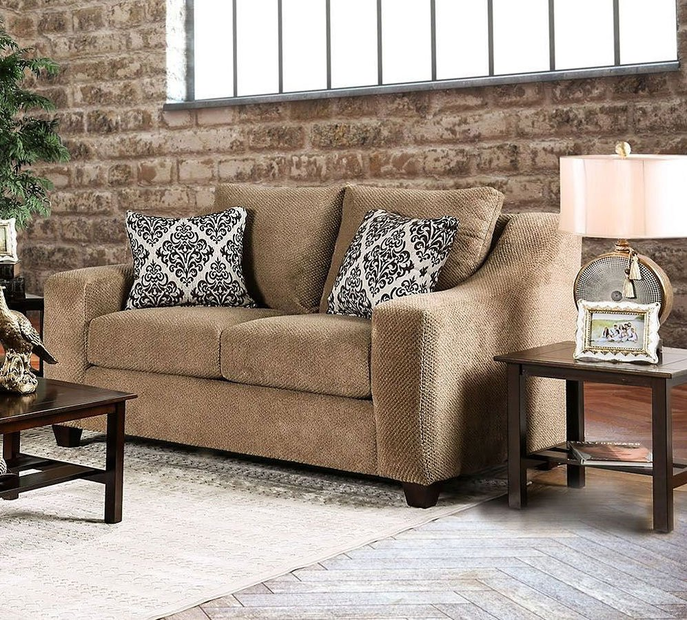 Sullivan Living Room Set By Furniture Of America