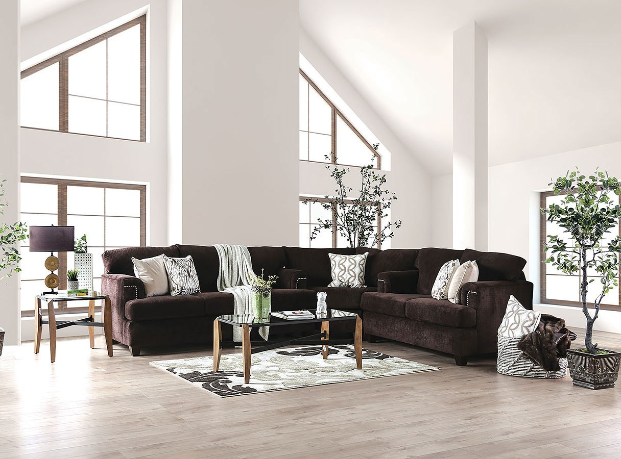 Brynlee Sectional By Furniture Of America