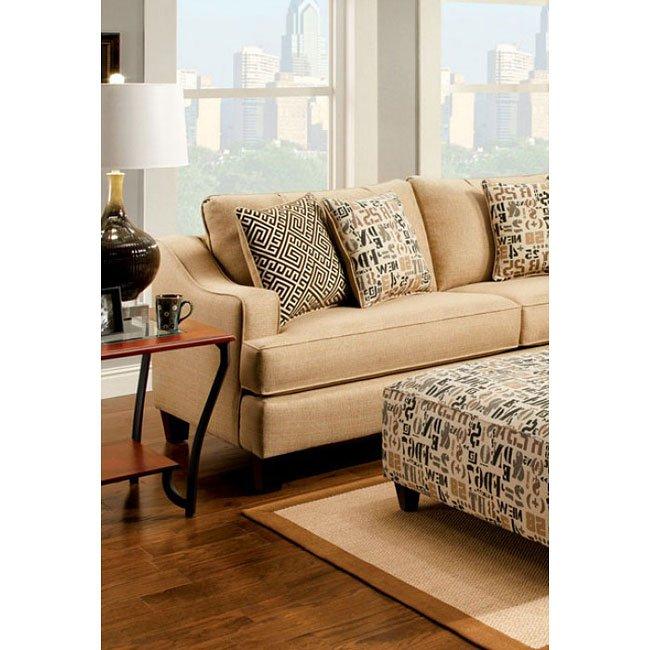 Tremendous Gillespie Living Room Set Creativecarmelina Interior Chair Design Creativecarmelinacom