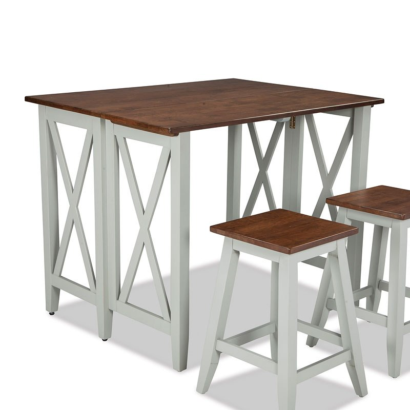 Small Space Breakfast Bar Table Set By Intercon Furniture