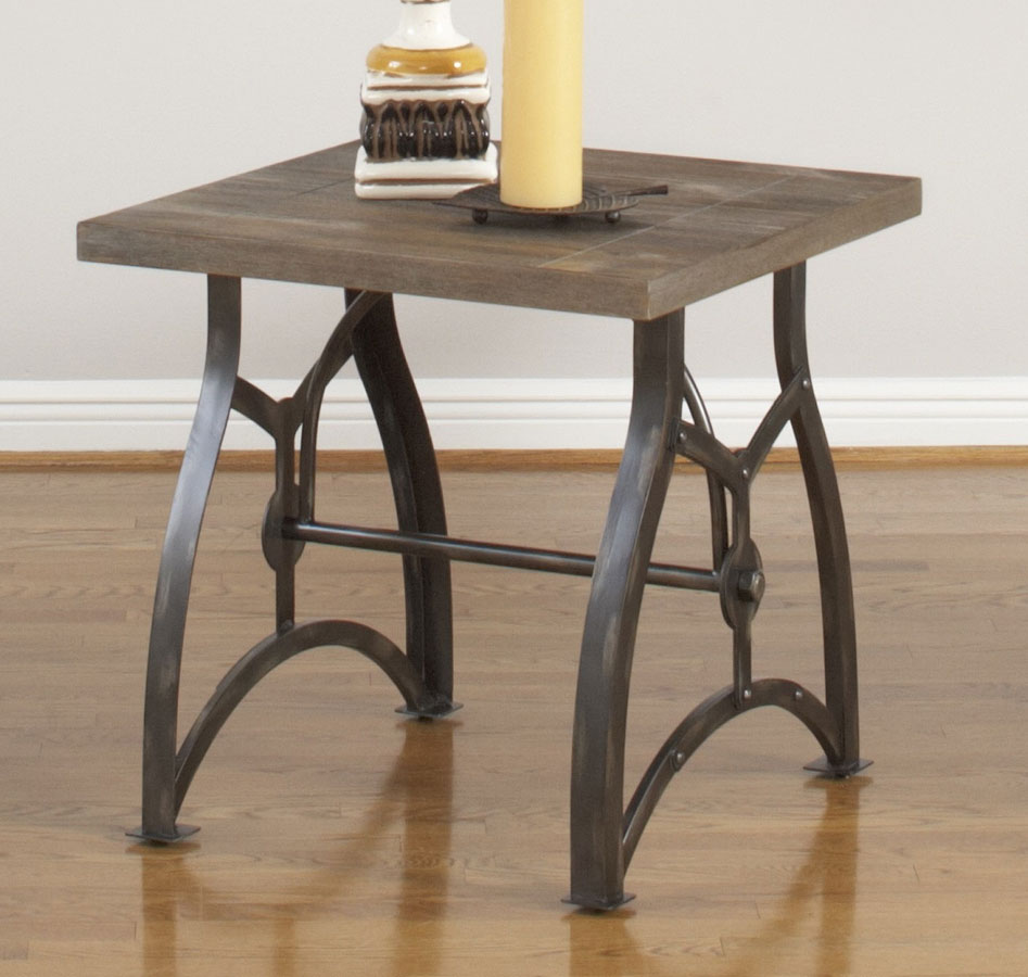 Sonora Square End Table