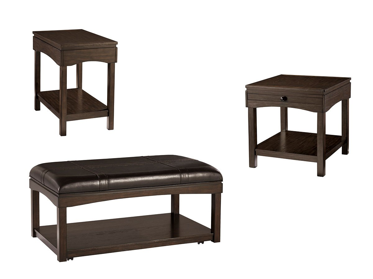 Haddigan Occasional Table Set By Signature Design By