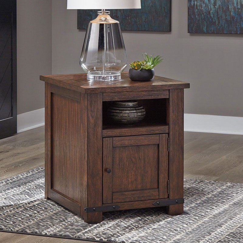 Budmore End Table By Signature Design By Ashley
