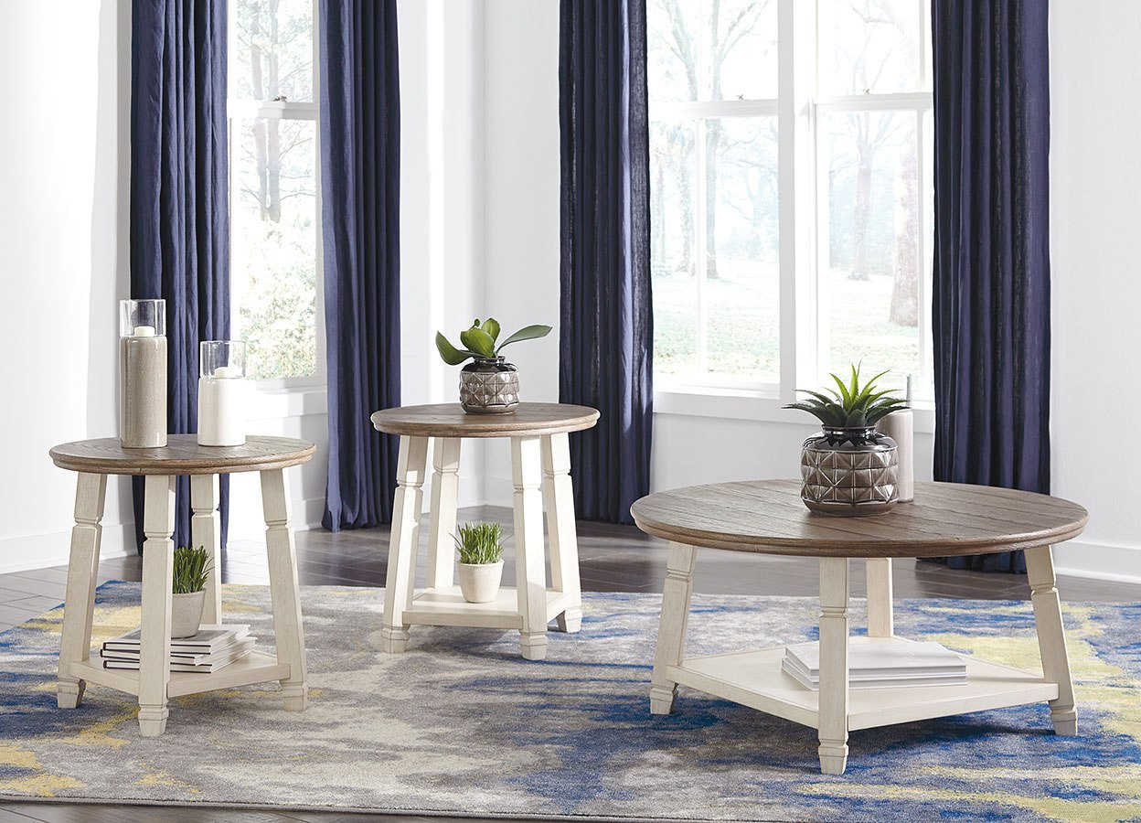 Bolanbrook 3-Piece Occasional Table Set By Signature Design By Ashley