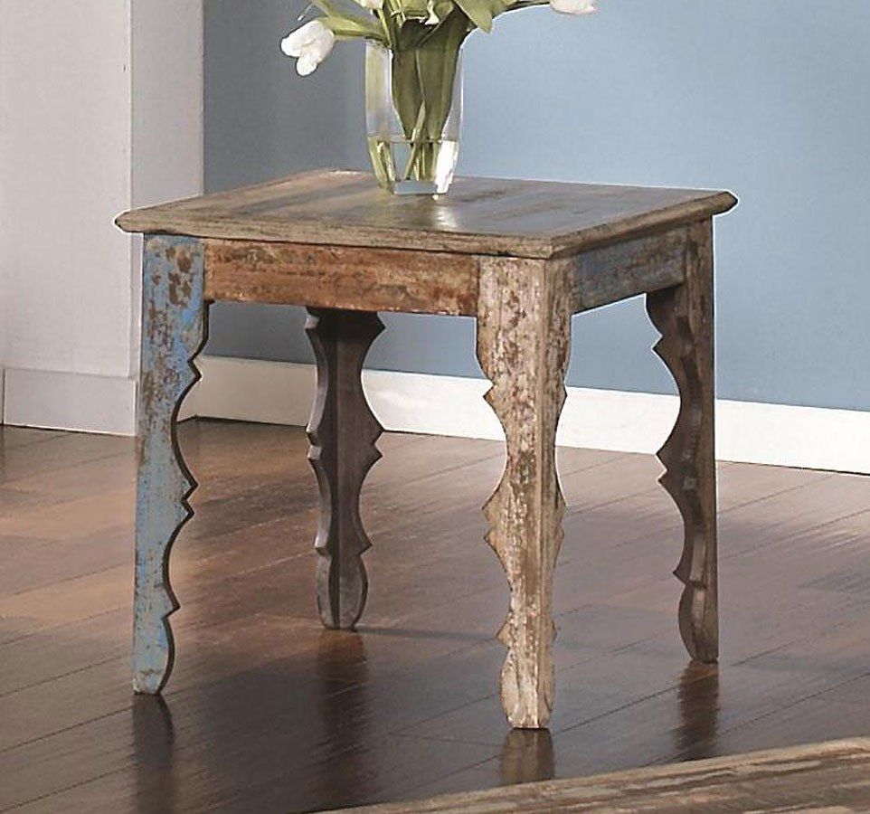 Mallory Square Apartments: Jaipur Square End Table By Largo Furniture