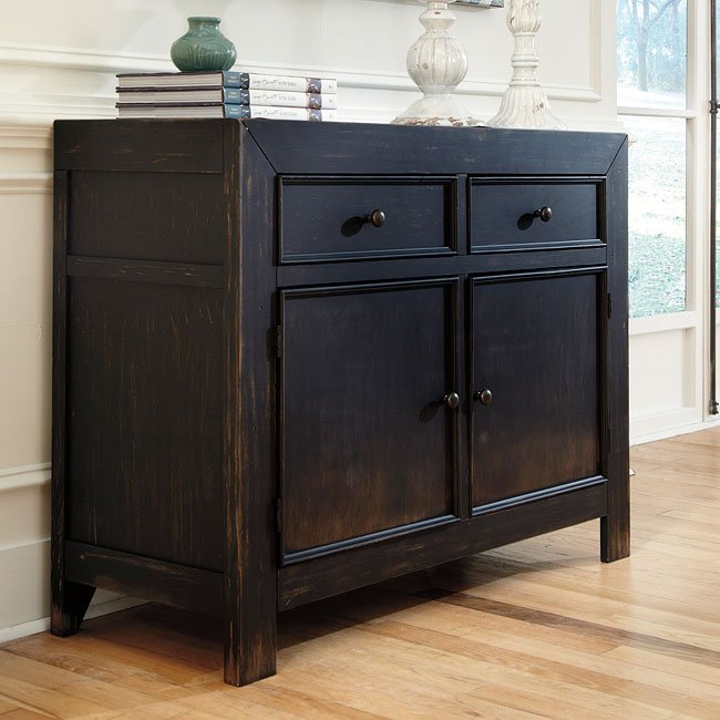 Gavelston Accent Cabinet Accent Chests And Cabinets