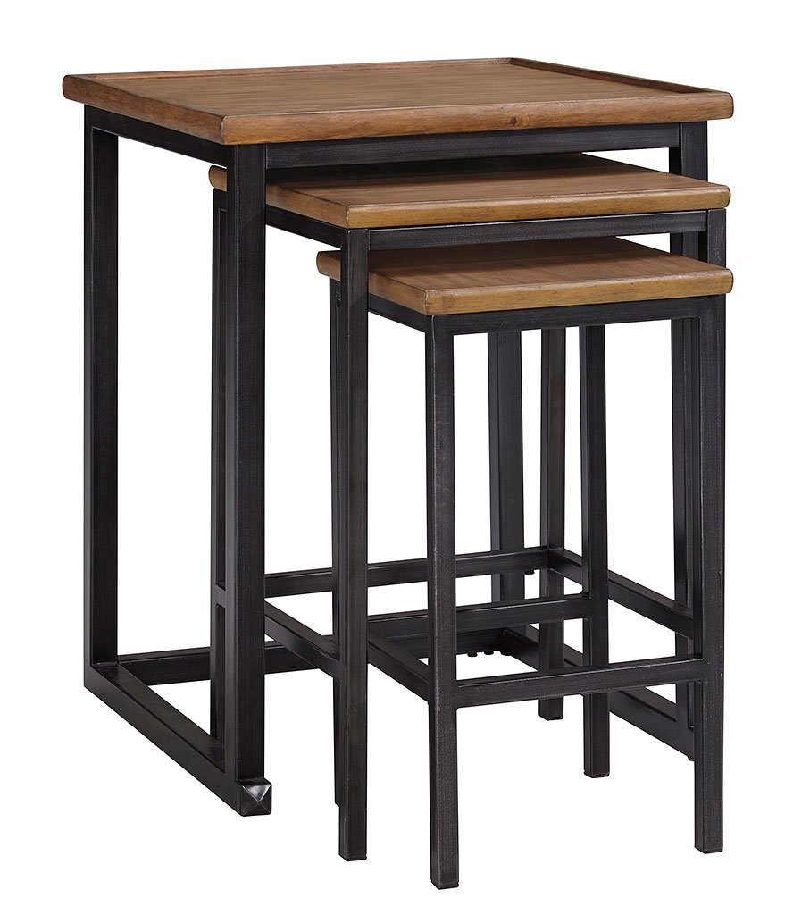 Traxmore Nesting End Table