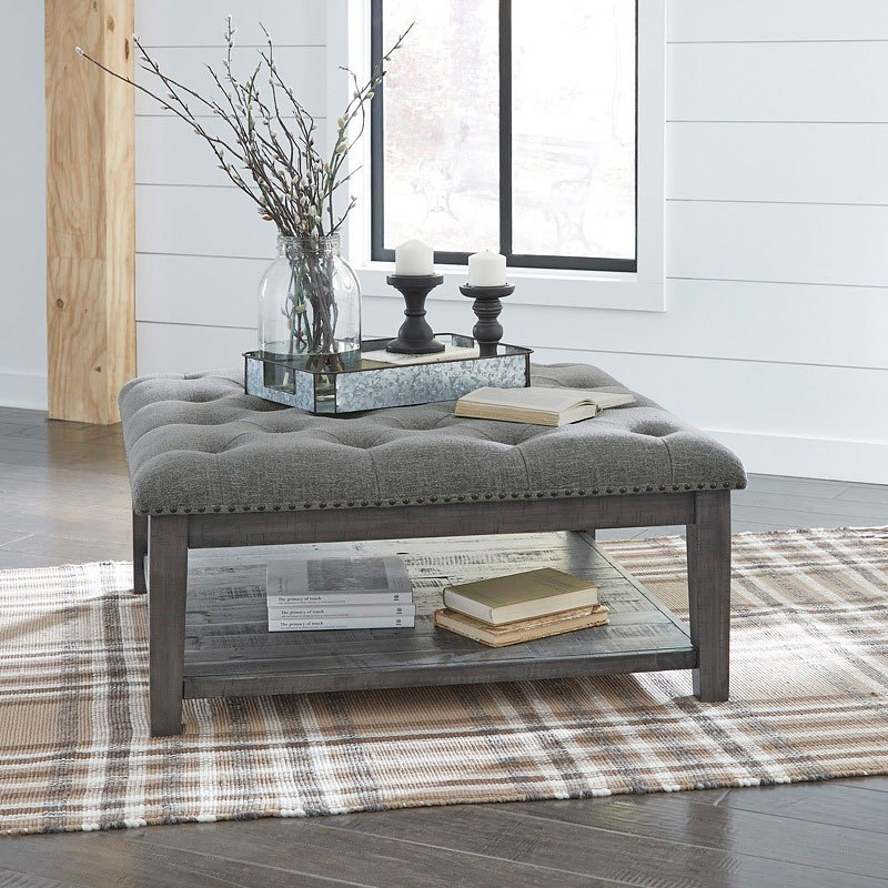 Velletri Pewter Living Room Set By Signature Design By