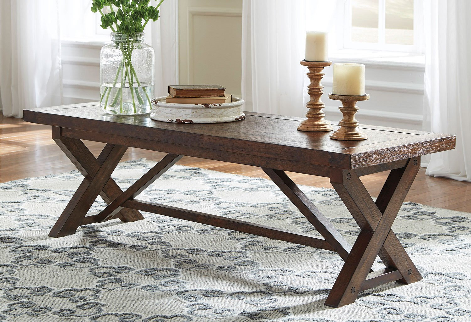 Windville Cocktail Table By Signature Design By Ashley