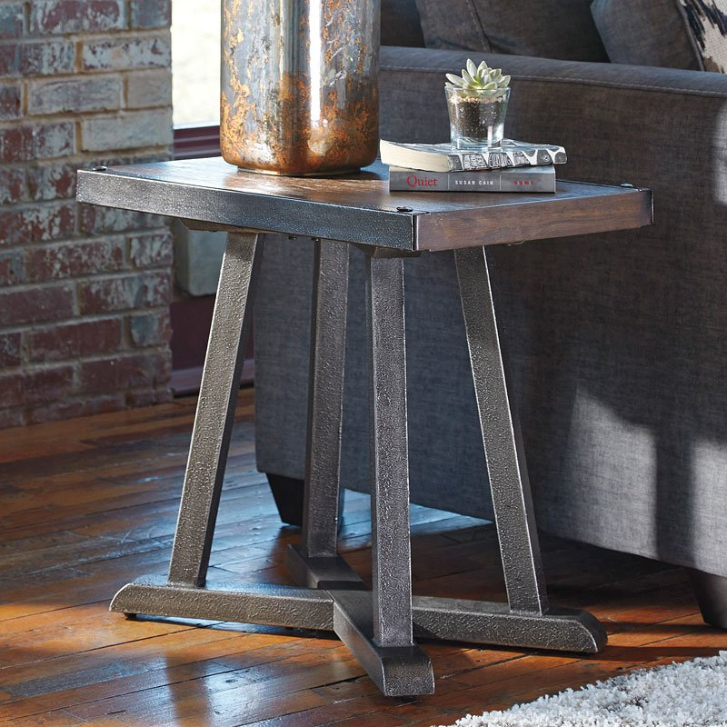Zenfield Chairside Table By Signature Design By Ashley