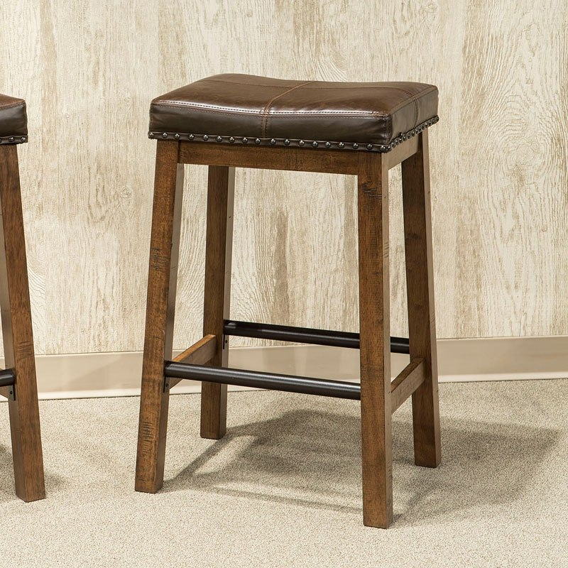Taos 30 Inch Backless Barstool Set Of 2 By Intercon Furniture