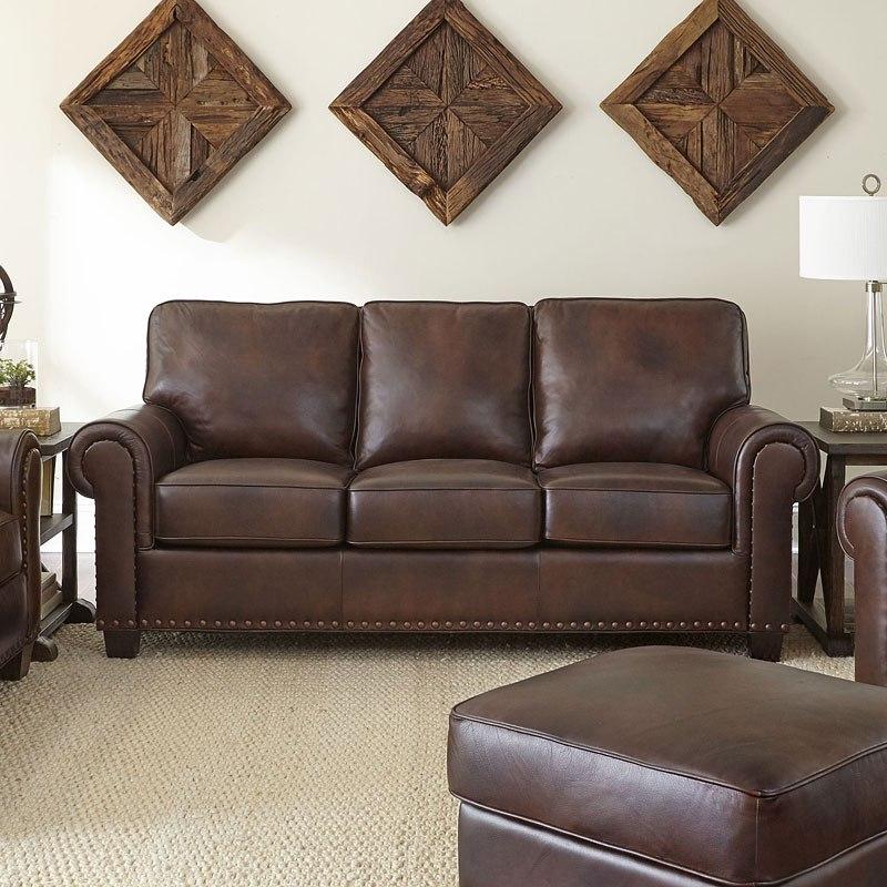 Flexsteel Everly Sofa: Troy Sofa By Steve Silver Furniture
