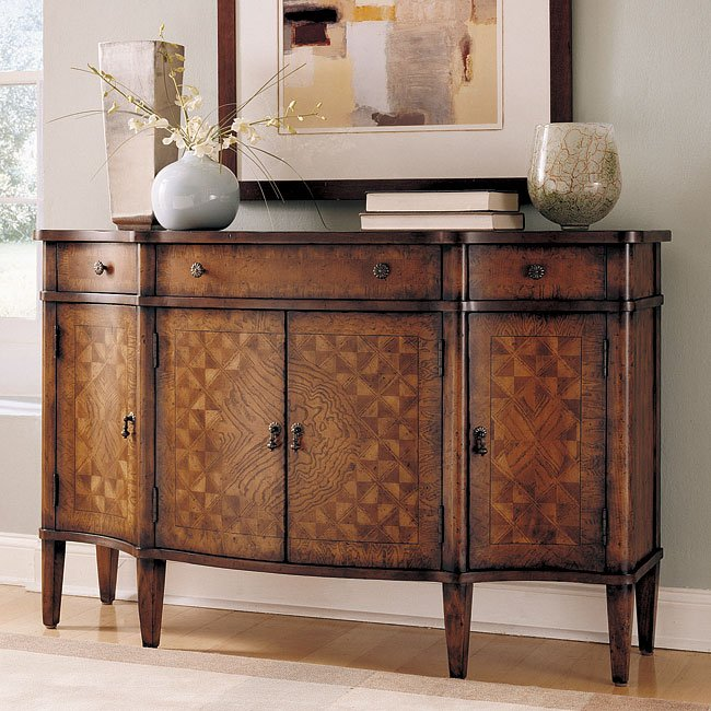 Hidden Treasures Console Accent Chests And Cabinets Occasional And Accent Furniture Living