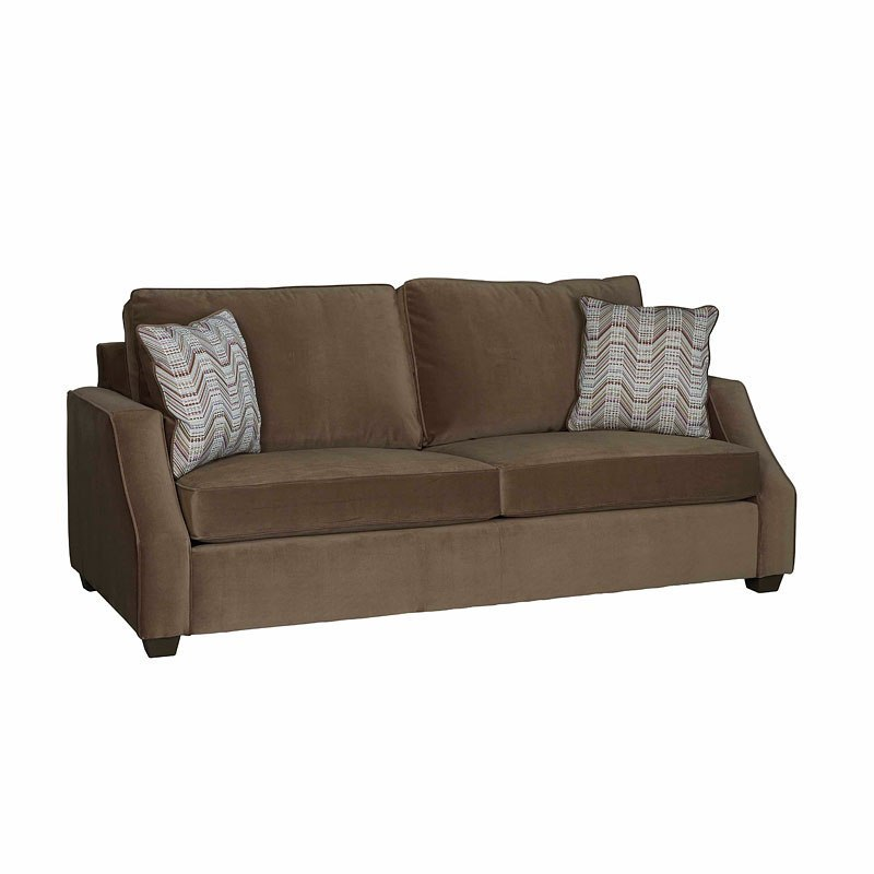 Hadley Sofa Chocolate