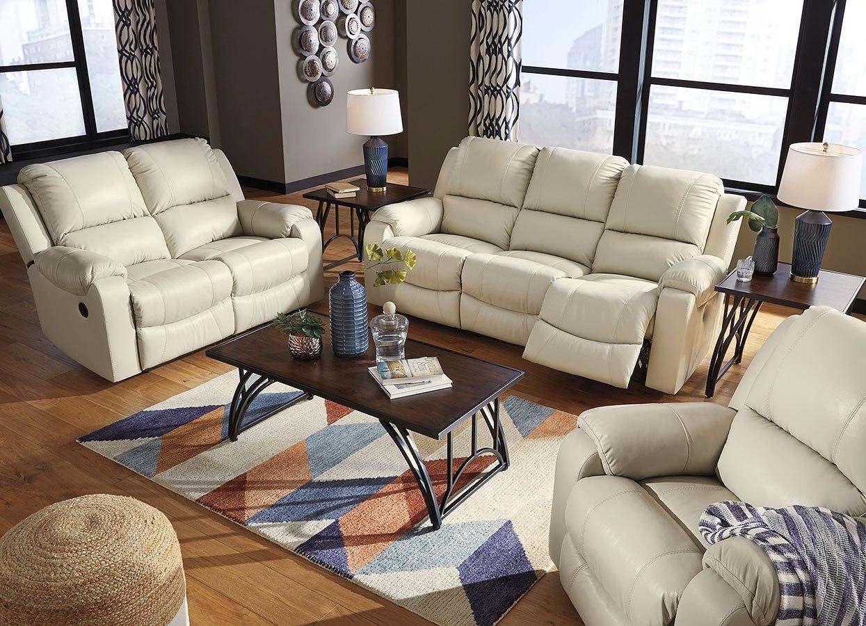 Incredible Rackingburg Cream Reclining Living Room Set Download Free Architecture Designs Scobabritishbridgeorg