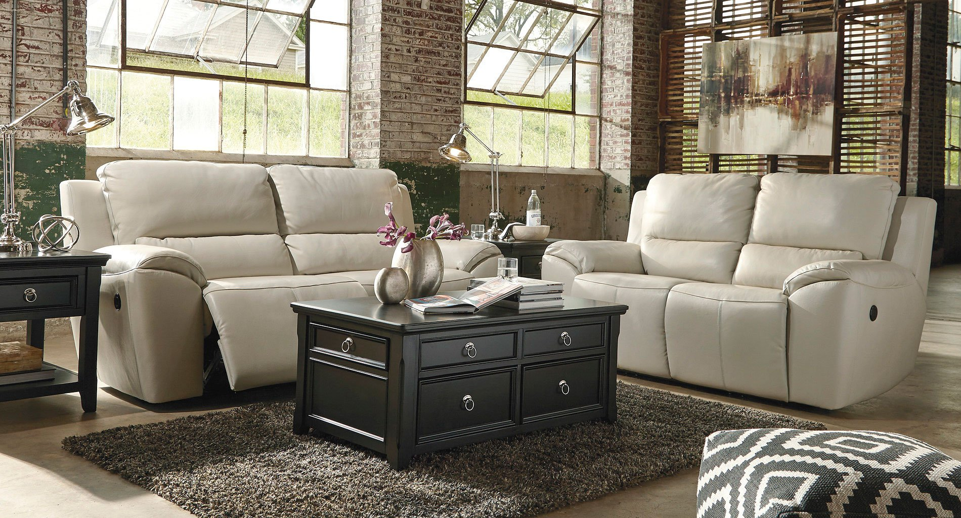 valeton cream power reclining living room set by signature design by ashley 2 reviews. Black Bedroom Furniture Sets. Home Design Ideas