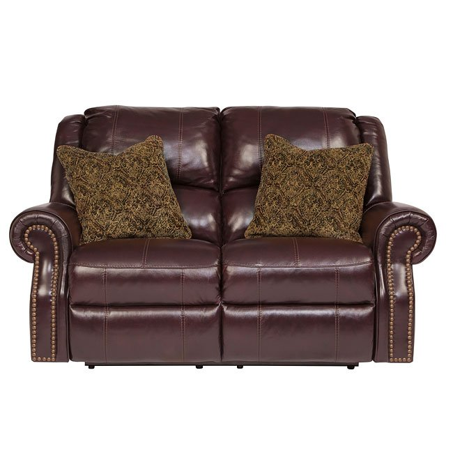Remarkable Walworth Blackcherry Reclining Living Room Set Pabps2019 Chair Design Images Pabps2019Com