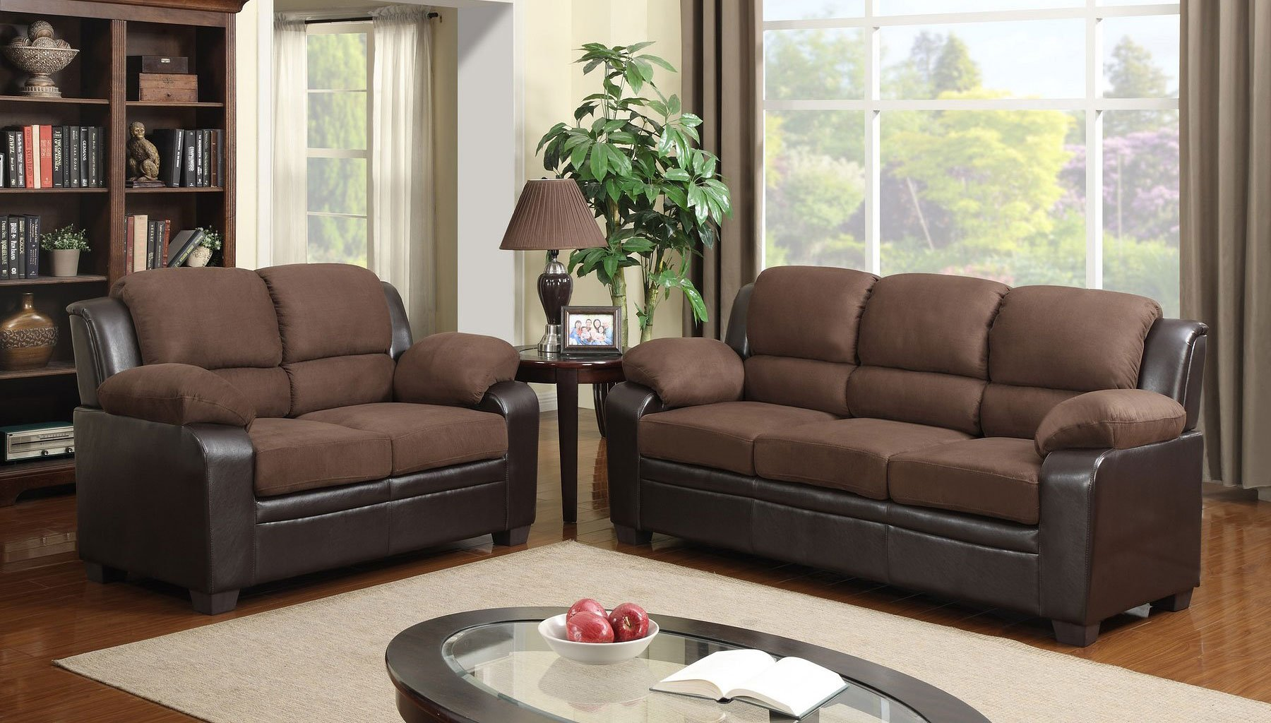 U880018 living room set microfiber and pvc by global - Microfiber living room furniture sets ...