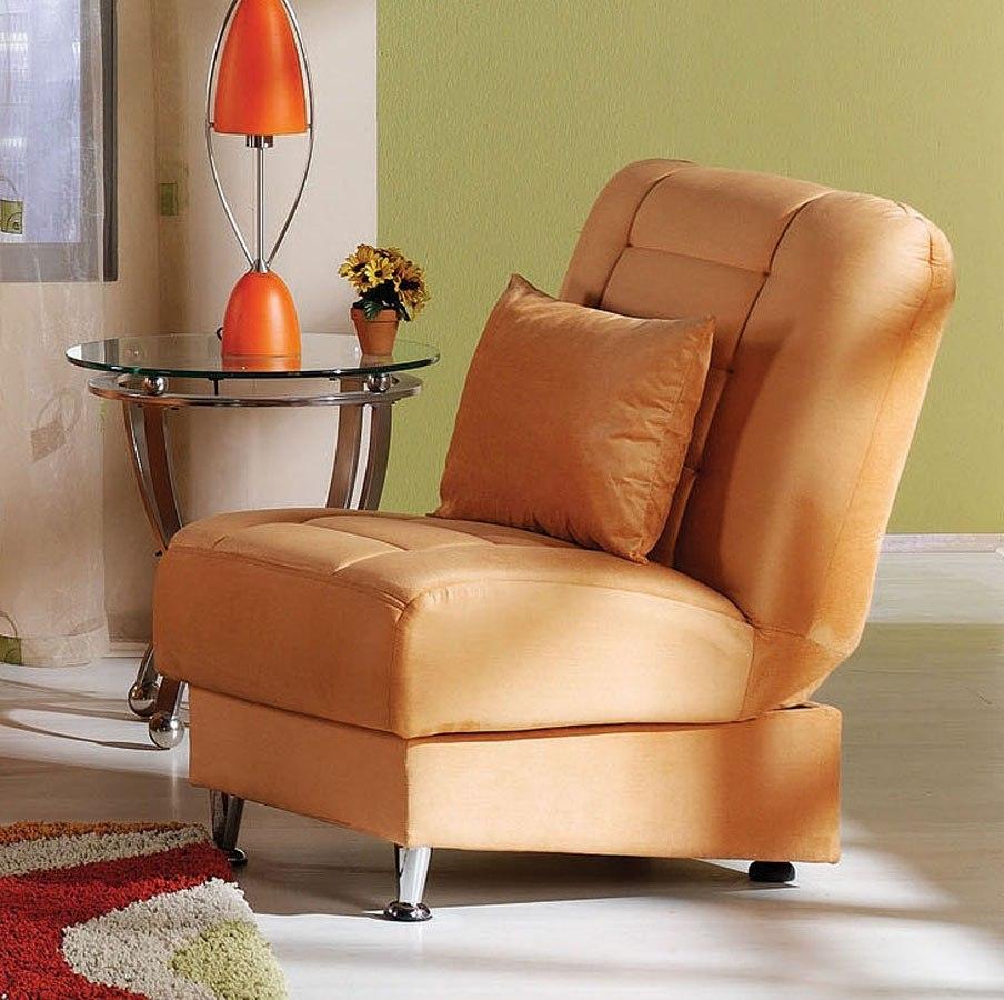 Vegas Living Room Set (Rainbow L Orange) By Istikbal