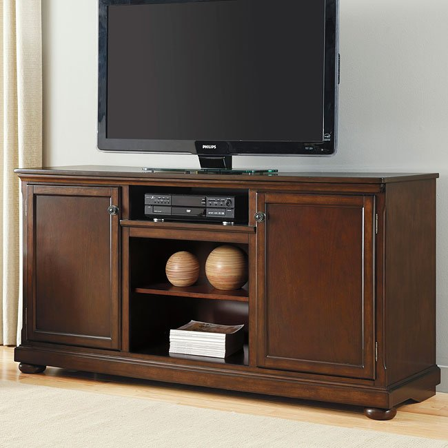 Porter 70 Inch Tv Stand W Fireplace And Cooler By